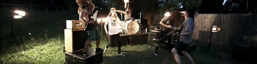 Violent Soho – Covered in Chrome: Music Video