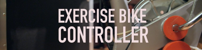 Exercise Bike Controller